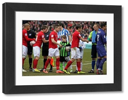 Brighton And Hove Albion Past Seasons: Season 2012-13: 2012-13 Away Games: Nottingham Forest
