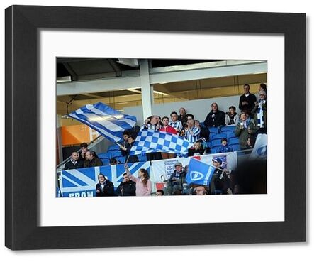 Brighton And Hove Albion Season 2013-14: 2013-14 Home Games: Yeovil Town 25APR14