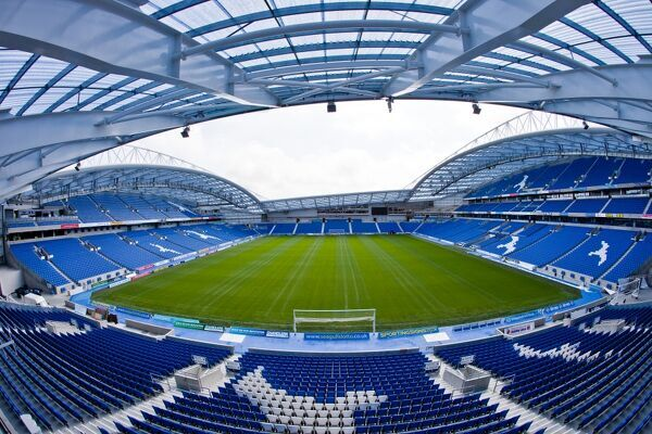 The Amex Stadium. Brighton And Hove Albion The Amex Stadium