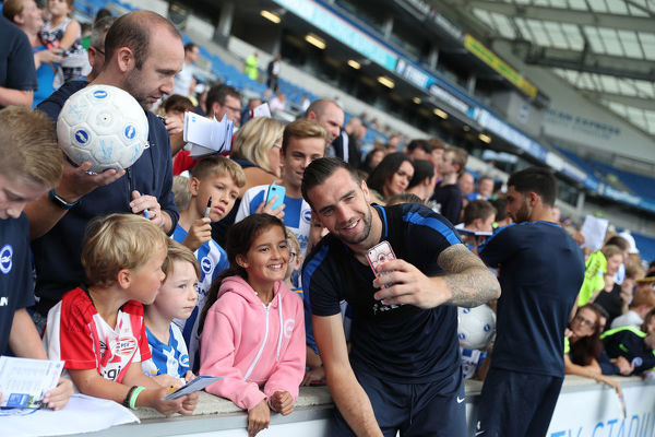 BHAFC Open Training Session 13AUG18
