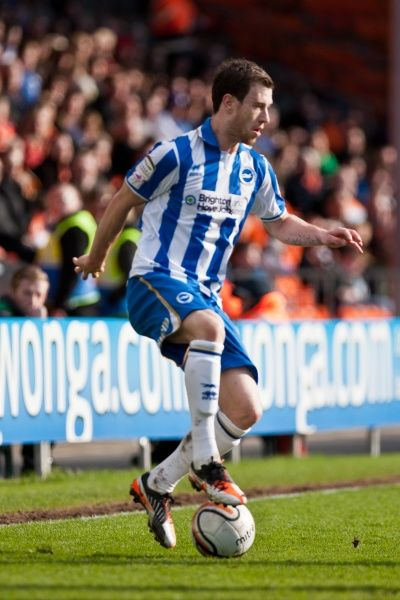 Brighton And Hove Albion Past Seasons: Season 2011-12: 2011-12 Away Games: Blackpool - 19-03-12