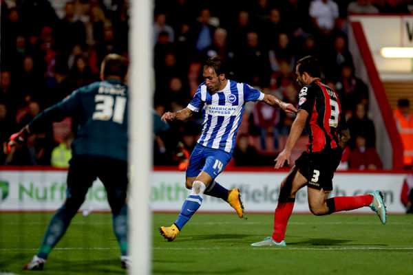 Brighton And Hove Albion Season 2014-15: 2014-15 Away Games: Bournemouth 01NOV14