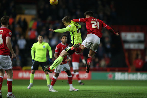 Bristol City v Brighton and Hove Albion Sky Bet Championship 23/02/2016
