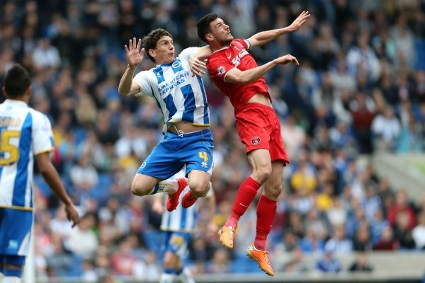 Brighton And Hove Albion Season 2013-14: 2013-14 Home Games: Charlton Athletic 12/04/14