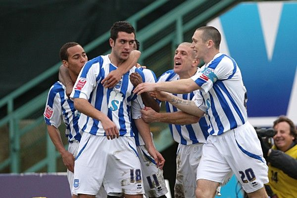 Brighton And Hove Albion Past Seasons: Season 2009-10: Season 2009-10 Home games: Exeter City gallery