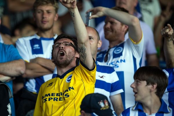 Brighton And Hove Albion Season 2013-14: 2013-14 Away Games: Leeds United
