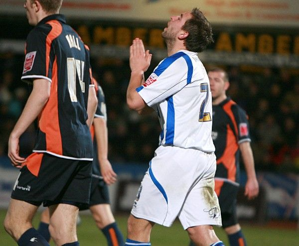 Luton Town (JPT). Brighton And Hove Albion Past Seasons