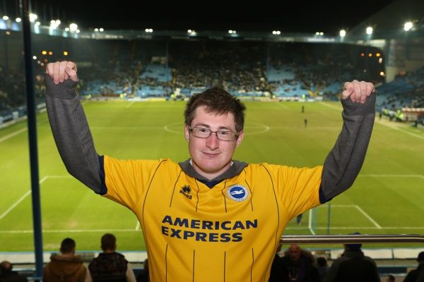 Brighton And Hove Albion Season 2013-14: 2013-14 Away Games: Sheffield Wednesday 25-03-14