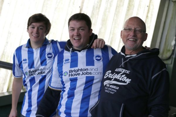 Brighton And Hove Albion Season 2013-14: 2013-14 Away Games: Yeovil Town