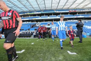 BHAFC Play on the pitch