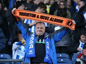 Blackburn Rovers v Brighton and Hove Albion