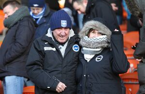 Blackpool v Brighton and Hove Albion