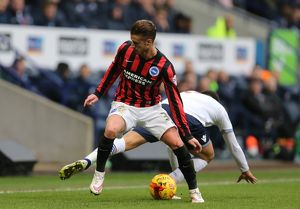 Bolton Wanderers v Brighton and Hove Albion