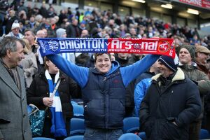 Brighton and Hove Albion v Arsenal