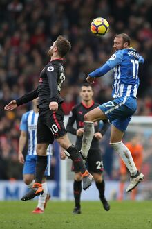 Brighton and Hove Albion v Arsenal Premier League 04MAR18