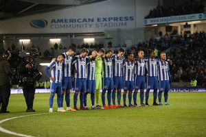 Brighton and Hove Albion v Aston Villa EFL Sky Bet Championship 18NOV16