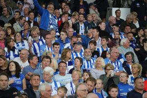 Brighton and Hove Albion v Barnet EFL Cup 22AUG17