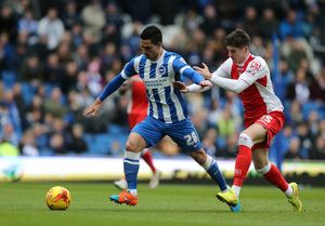 Brighton and Hove Albion v Birmingham City
