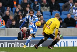 Brighton and Hove Albion v Brentford