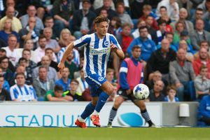Brighton and Hove Albion v Colchester United EFL Cup 1st Round 09AUG16
