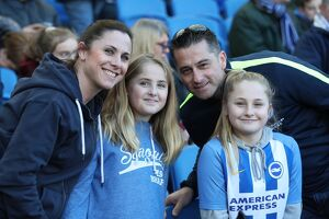 Brighton and Hove Albion v Coventry City FA Cup 5th Round 17FEB18