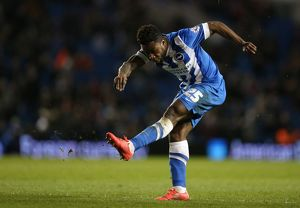 Brighton and Hove Albion v Derby County