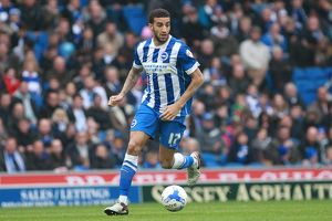 Brighton and Hove Albion v Derby County Sky Bet Championship 02/05/2016