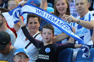 Brighton and Hove Albion v Fulham Premier League 01SEP18