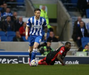 Brighton and Hove Albion v Huddersfield Town AFC