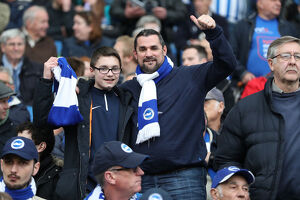 Brighton and Hove Albion v Huddersfield Town Premier League 07APR18