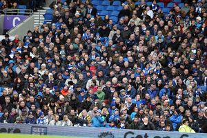 Brighton and Hove Albion v Huddersfield Town Sky Bet Championship 23/01/2016