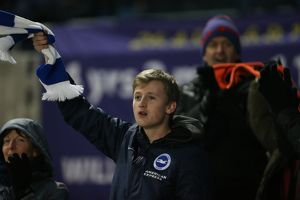 Brighton and Hove Albion v Ipswich Town