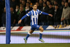 Brighton and Hove Albion v Leeds United