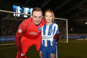 Brighton and Hove Albion v Leeds United EFL Sky Bet Championship 09DEC16