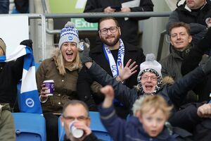 Brighton and Hove Albion v Liverpool Premier League 02DEC17
