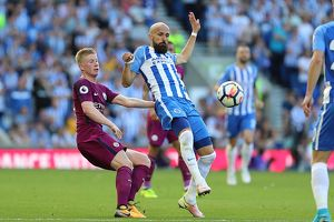 Brighton and Hove Albion v Manchester City Premier League 12AUG17