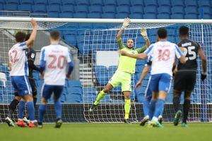 Brighton and Hove Albion v Milton Keynes Dons FA Cup 3rd Round 07JAN17