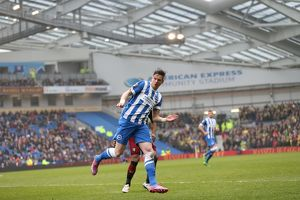 Brighton and Hove Albion v Norwich City