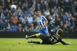 Brighton and Hove Albion v Norwich City EFL Sky Bet Championship 29OCT16