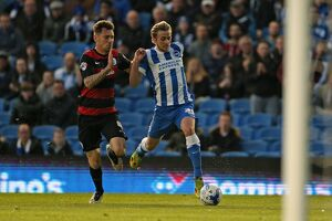 Brighton and Hove Albion v QPR Sky Bet Championship 19/04/2016
