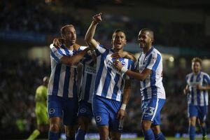 Brighton and Hove Albion v Rotherham United EFL Sky Bet Championship 12AUG16