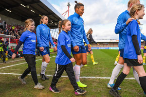 Brighton and Hove Albion Women and Arsenal FC Women Women's Super League 12JAN2020