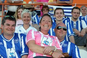 Brighton vs Sunderland in Portugal 2010