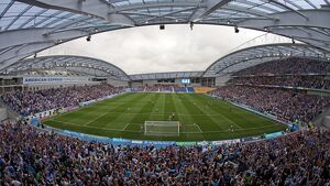 Will Buckley's winner versus Doncaster Rovers at the Amex.