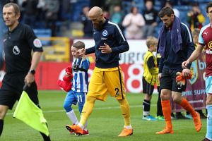 Burnley v Brighton and Hove Albion Premier League 28APR18