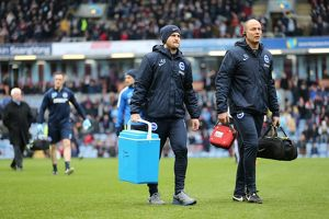 Burnley v Brighton and Hove Albion Sky Bet Championship 22/11/2015