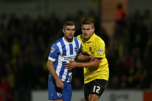 <b>Burton Albion 24SEP14</b><br>Selection of 88 items