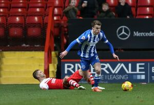Charlton Athletic v Brighton and Hove Albion