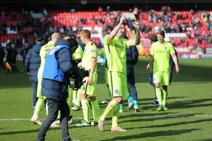 Charlton Athletic v Brighton and Hove Albion Sky Bet Championship 23/04/2016