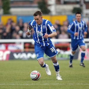 Craig Noone makes his Albion debut at Exeter City